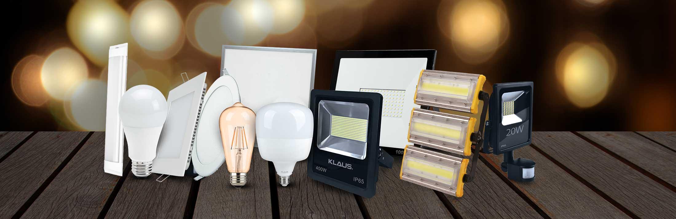super popular b26bf 2ba51 KLAUS Electric, Led Lighting Equipments