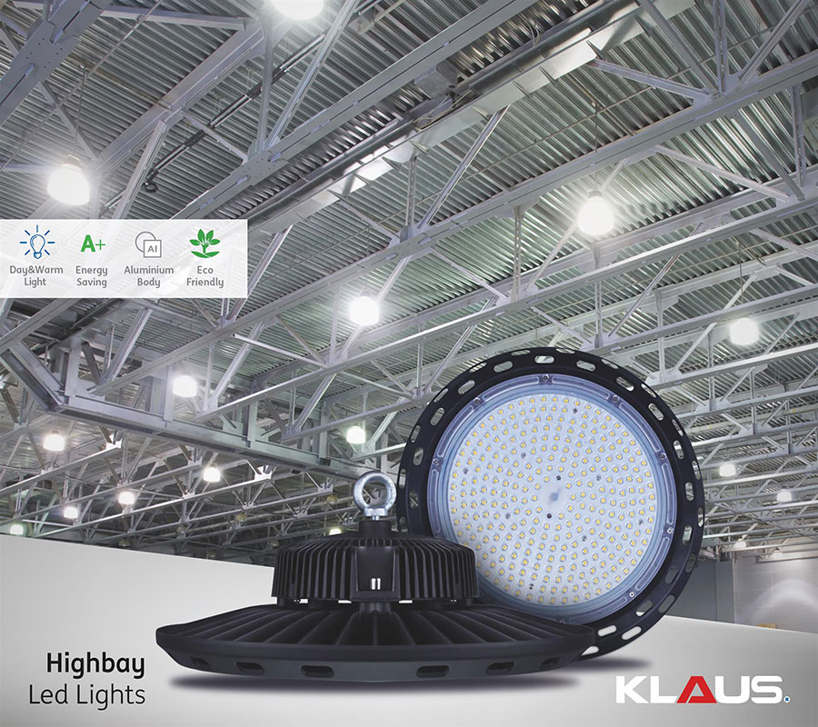 super popular 72408 079c4 KLAUS Electric, Led Lighting Equipments